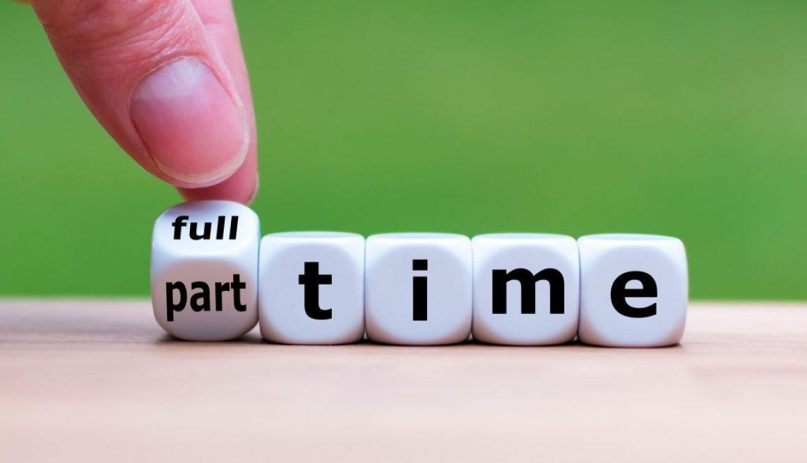 Full Time Part Time